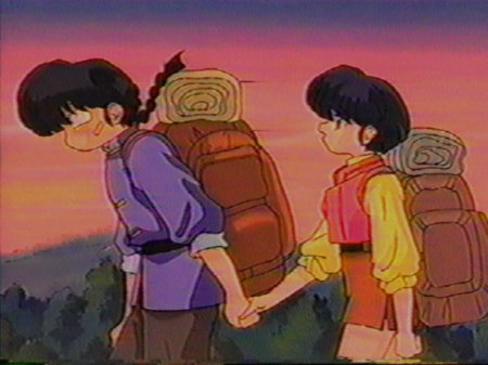Also Ranma Offers To Hold Hands With Akane And She Gladly Obliges Page Ahh Just Read The Whole Thing